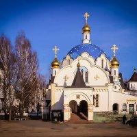 Свято-Елисаветинский монастырь.  Минск. :: Nonna