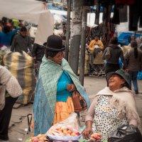 на рынке в Лиме,Перу :: сергей агаев