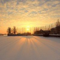 Зима в городе :: Сергей Григорьев