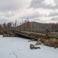 Старый мост :: Евгений Герасименко