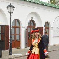 Девушка в шляпке :: Анастасия Радыно