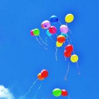 воздушные шарики :: Вадим Куликов