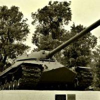 Танк ИС- 3 (Иосиф Сталин- 3) :: Александр Крылов