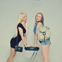 Фотосет с Оксаночкой :: Валерия Лялина