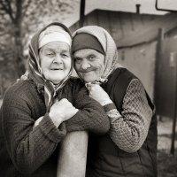 Старушки - подружки! :: Римма Федорова