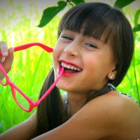 младшая сестренка :: Mihaela Anghelici