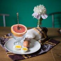 Завтрак :: Кристина Невиль