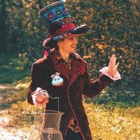 Алиса в стране чудес (шляпник) :: Nina Zhafirova
