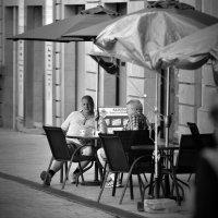 Утренный кофе в Тбилиси. :: Sulkhan Gogolashvili