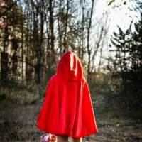 Красная шапочка :: Юлия Ярош