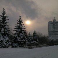 Авиастар зимой :: Дамир Фото73