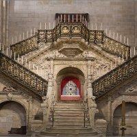 Золотая лестница в кафедральном соборе г.Бургос, Испания :: Lmark