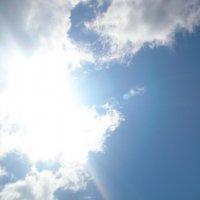 Солнце в облаках :: Виктория Власова