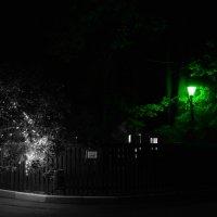 Зелёный Фонарь :: Настасья Шебеко