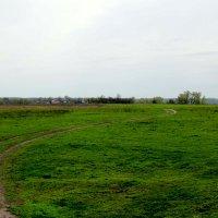 the road to the village :: Сергей Скорик