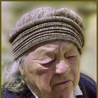 Баба Фрида-Из серии золотой возраст-бабушки бабульки... :: Shmual Hava Retro