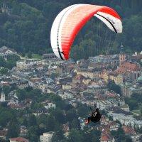 Полет над городом :: Marina de Weerdt