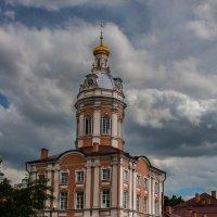 Ризничная башня :: Анатолий Мигов