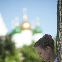 В тени березы :: Фома Антонов