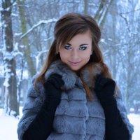 зима :: Диана Кизим