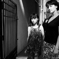 Мама и дочь :: Оксана Сорокина