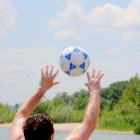 Спорт: развлечение до седьмого пота. Марис Декобра :: Юрий Гайворонский
