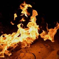 Танец пламени 8 :: Виталий Павлов