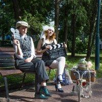 Участники парада колясок :: Елена Миронова