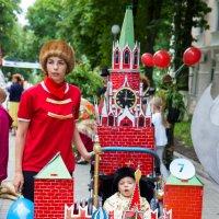 Парад колясок :: Елена Миронова