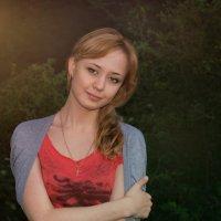 Сегодня я такая) :: Дарья Довгопольская