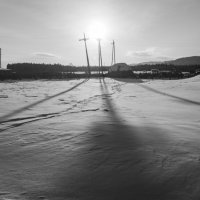 Оооочень длинные тени :: Сергей Шаврин