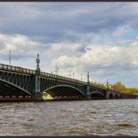 СПБ. Троицкий мост 2 :: Евгений Никифоров