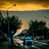 street :: Alina Nechepurenko