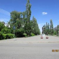Памятник  Ф.М. Достоевскому :: раиса Орловская