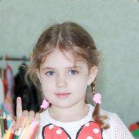 В детском саду... :: Елена Ладанюк