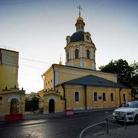 церковь НИКОЛЫ В ЗВОНАРЯХ :: Александр Шурпаков