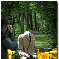 IV Международный фестиваль уличных театров.Елагин парк. 31 мая 2014. :: Sasha Bobkov