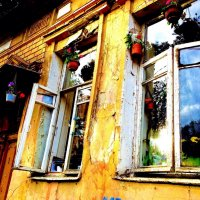 Старые улочки :: Анастасия Болюбаш