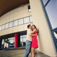 Женя + Юля :: Дмитрий Бугров