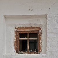 Старое окно :: Дмитрий Близнюченко