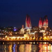 Баку :: Dasha Kozhalo