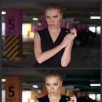 До/После :: Анастасия Кучма