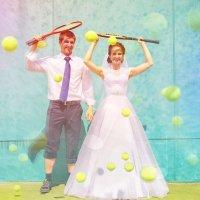Теннис - это хорошо! :: Павел Сбитнев