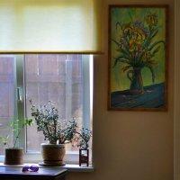 Окно на первом этаже :: Ирина Данилова