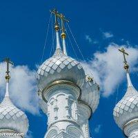 Белые купола :: Валерий Смирнов