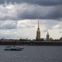 Петропавловская крепость С.Петербург. :: Андрей Чиченин