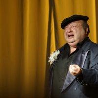 Театр одного актёра. :: Борис Койнов