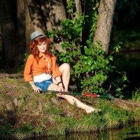 и как ее ловить....... :: Ирина Митрофанова студия Мона Лиза