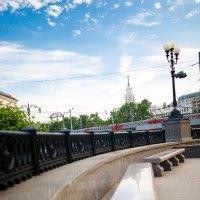 Площадь 3 вокзалов. :: Mitya Galiano