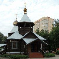 Церковь Иннокентия, епископа Иркутского :: Александр Качалин
